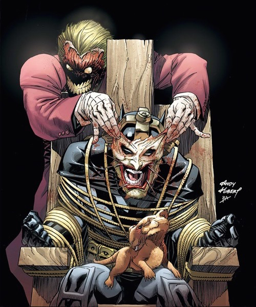 Batman: Death of the Family Review – The Vanguard  Batman: Death o...