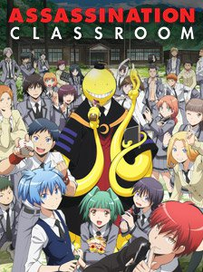 Assassination Classroom (2015) WEBRIP 720p